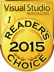Visual Studio Magazine 2015 Awards