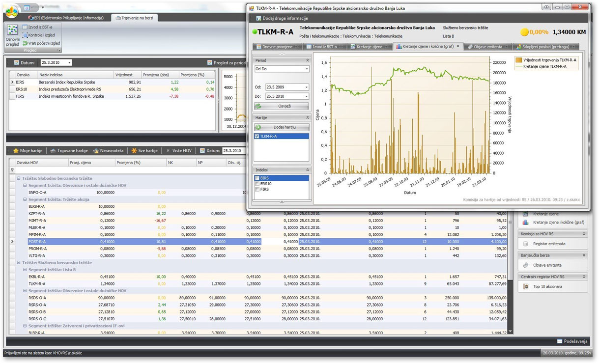 WinForms Stock Exchange Surveillance System - DevExpress Case Study