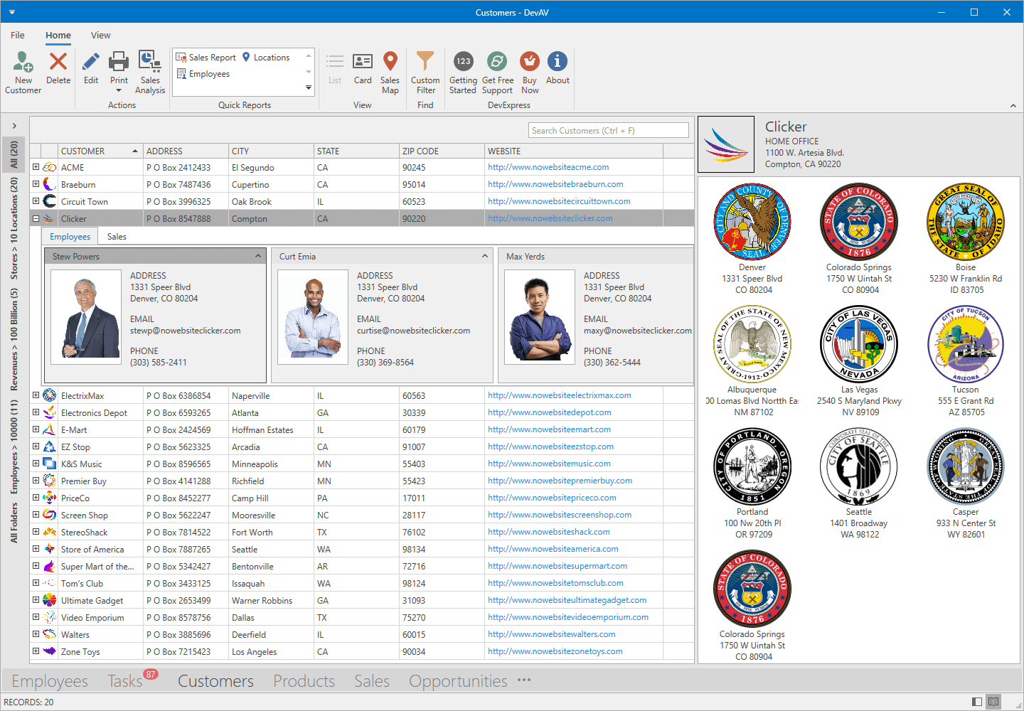 Office 2019 Colorful Theme
