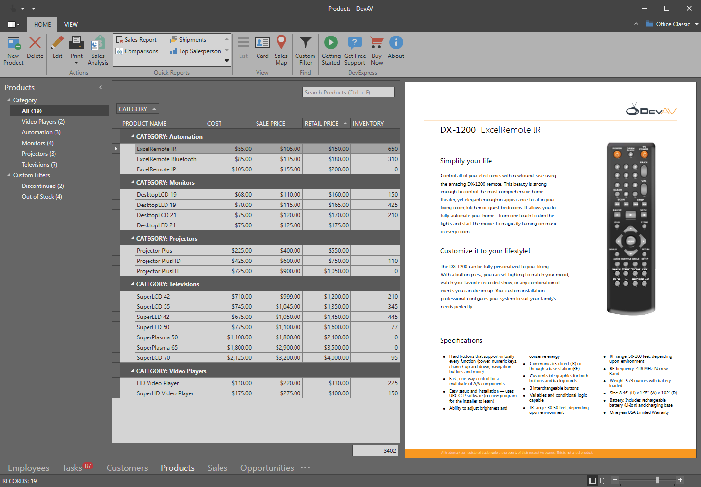 Office 2016 Dark Gray SE Theme