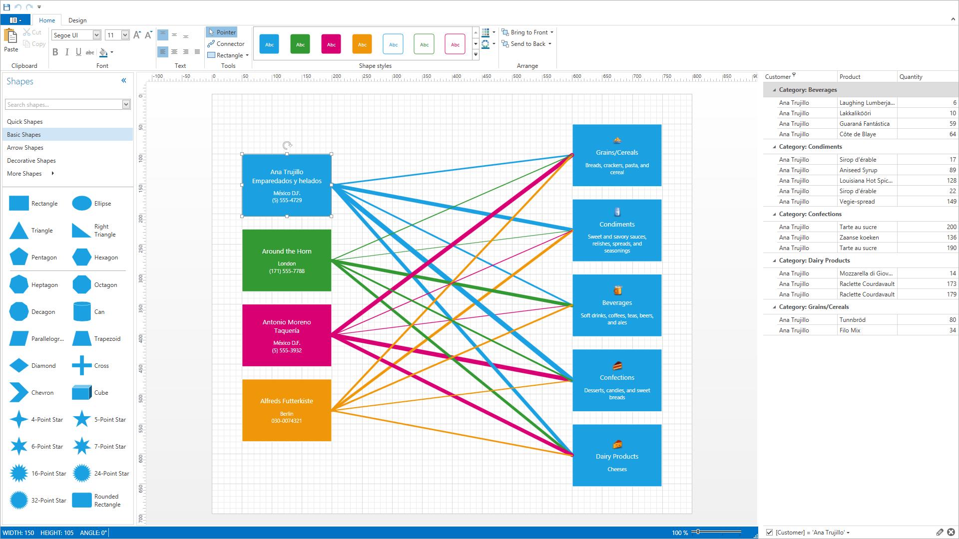 Devexpress diagrams for wpf visual studio marketplace devexpress winforms diagram designer ccuart Image collections