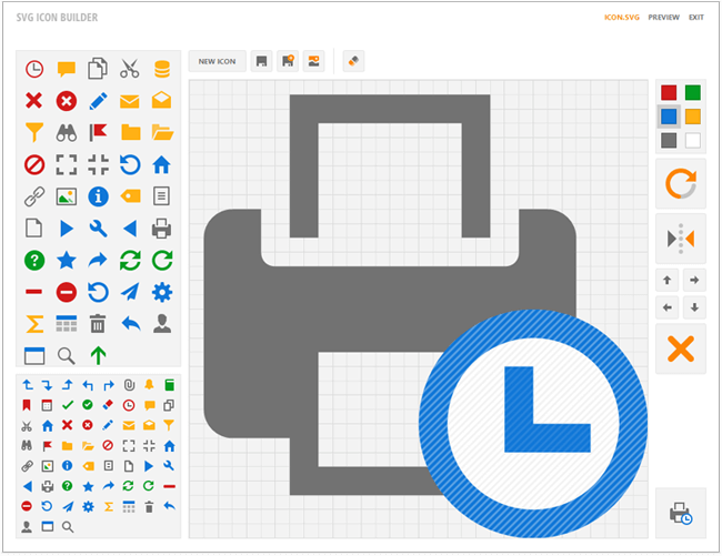 DevExpress Winforms Controls - SVG Icon Builder