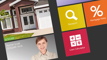 VCL Realtor World Application | DevExpress