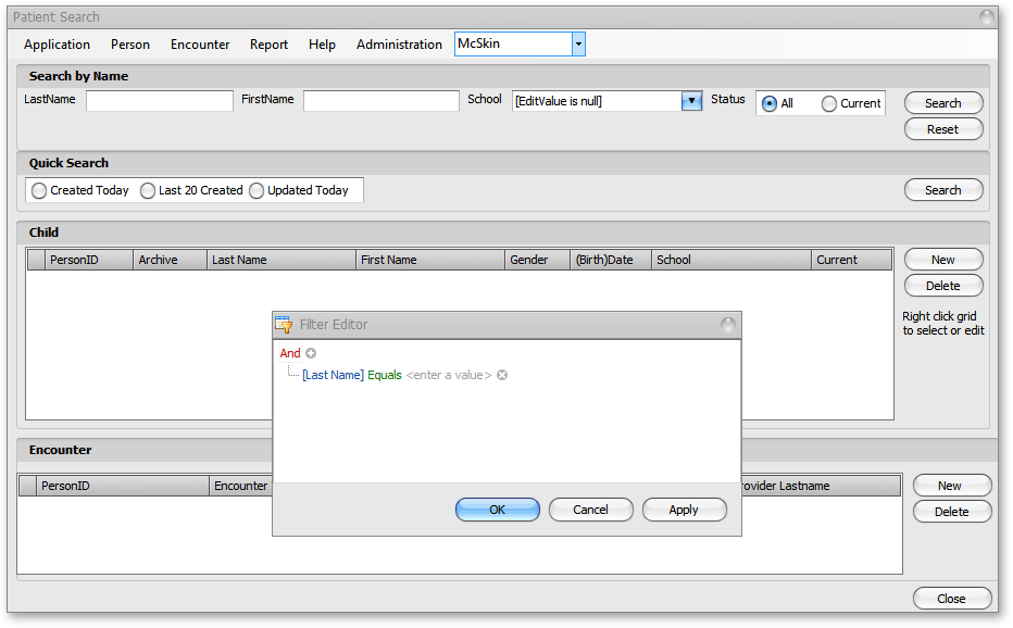 DevExpress WinForms Controls in a PeerLabs App
