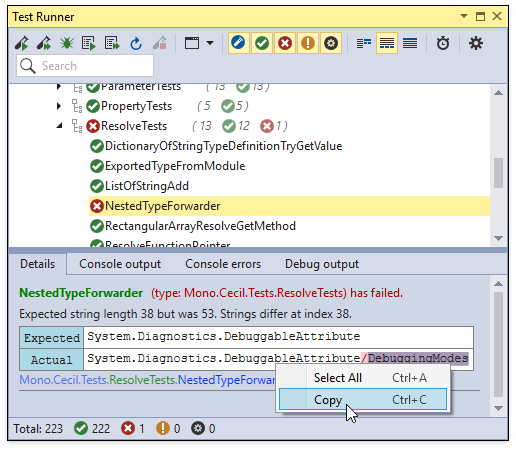 CodeRush Version History, DevExpress