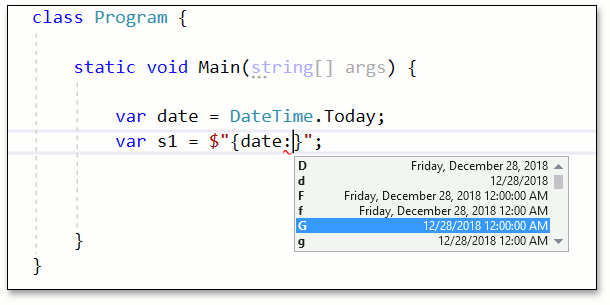 Change Datetime Format In Typescript