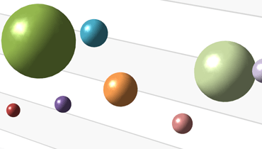 Bubble 3D Chart for WPF | DevExpress
